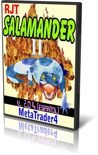 RJT-Salamander para MT4 v.2.04es