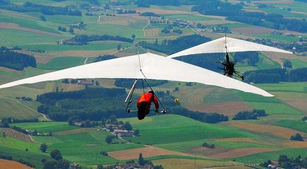 RJT Gliders, el indicador de los planeadores