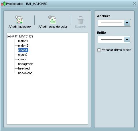 RJT MATCHES ProRealTime configuración (paso 6)