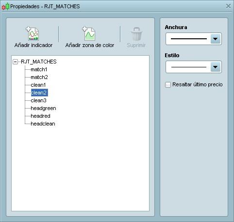 RJT MATCHES ProRealTime configuración (paso 7)