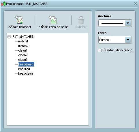 RJT MATCHES ProRealTime configuración (paso 9)