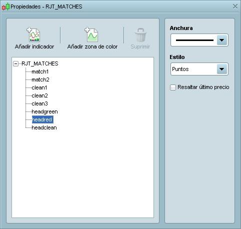 RJT MATCHES ProRealTime configuración (paso 10)